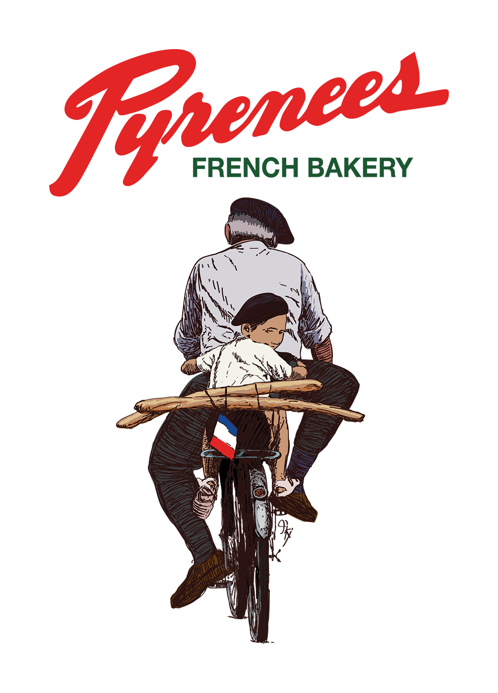 Pyrenees French Bakery logo 1500 pixels